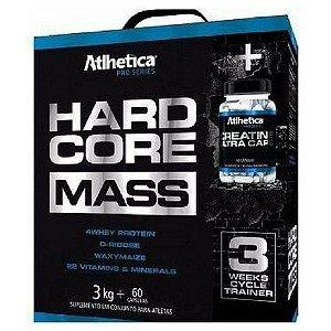 Hardcore Mass - (Grátis 60 caps) - Atlhetica Hardcore Series