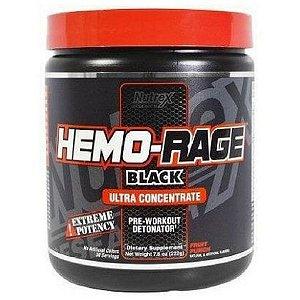 Hemo Rage Black  (171g) - Ultra Concentrado - Nutrex