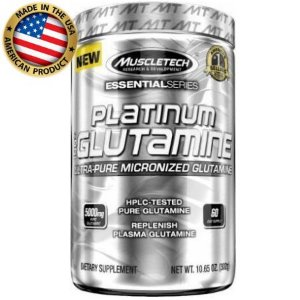 Platinum Glutamine -  Muscletech
