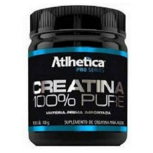Creatina 100% Pure - (300g) - Pro Series - Atlhetica Nutrition