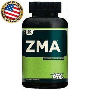 ZMA - (90 Cápsulas) - Optimum Nutrition Validade 30/07