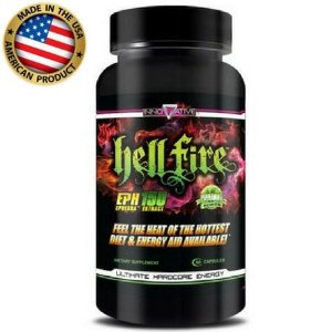 Hell Fire (90 Caps) – Innovative Labs