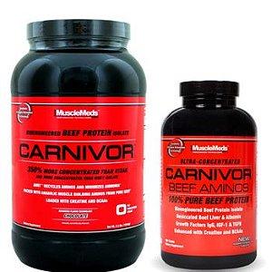 Combo Carnivor Musclemeds - Hipertrofia Z