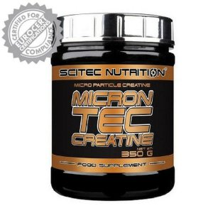 Microntec Creatine - (350g) - Scitec Nutrition (Europeia)