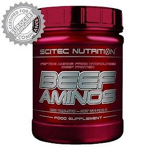 Beef Aminos - (500tablets) - Scitec Nutrition  (Europeia)