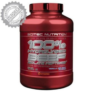 100% Beef Hydrolyzed - Scitec Nutrition (Europeia)