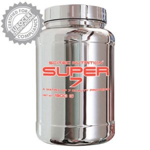 Super 7 - (1300g) - Scitec Nutrition (Europeia)