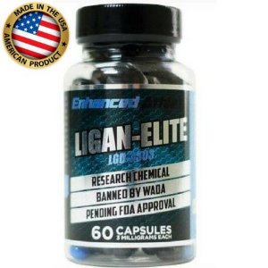 SARMS - Ligan Elite - (3mg) - LGD-3303 - (60 caps) - Enhanced Athlete