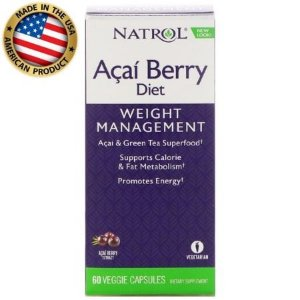 Açai Berry Diet - (60 caps) - Natrol