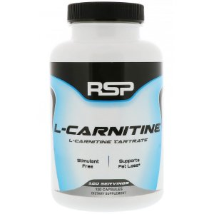 L-carnitine - (60 caps) - Rsp Nutrition