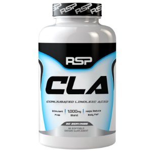 CLA - (1.000mg) - Rsp Nutrition