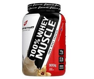 100% Whey Muscle (900g) – Body Action