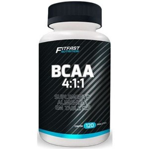 BCAA 4:1:1 - (120 caps) - Fit Fast Nutrition
