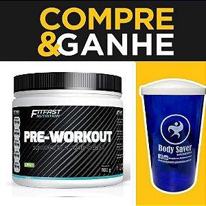 Pre-Workout - (300g) - Pré-Treino - Fit Fast Nutrition