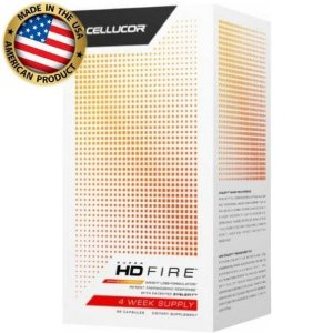 Super HD Fire - (56 caps) - Cellucor
