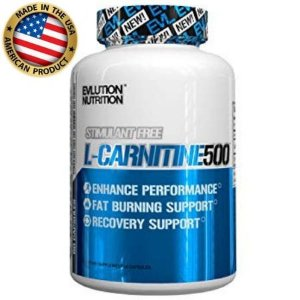 L-Carnitina 500 -  Evolution Nutrition