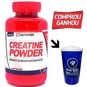 Creatina - (150g) - MD Nutrition