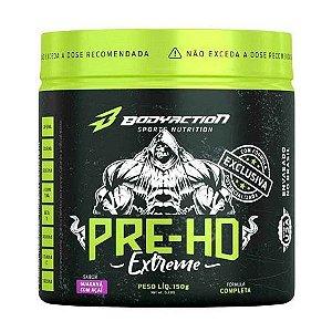 Pre HD Extreme (150g) - Pré treino - Body Action