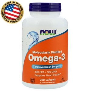 Omega 3 - Now Sports