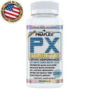 PX Diuretix - (80 caps) - Finaflex
