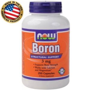 Boro - 3mg - Now Sports