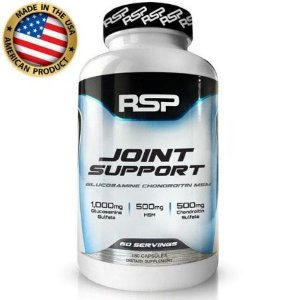 Joint Support - Glucosamina Condritina MSM - (180 caps)  - Rsp Nutrition