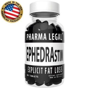 Ephedra Stim - (60 Tabs) - Pharma Legal