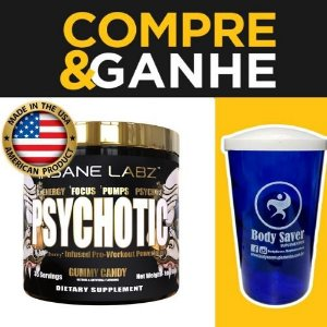 Psychotic Gold - (35 doses) - Insane Labz