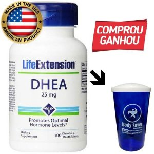 DHEA - Life Extension
