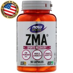 ZMA Sports Recovery - (90 caps) - Now Sports