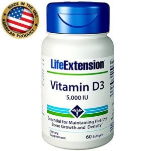 Vitamina D3 - Life Extension