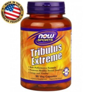 Tribulus Extreme - (90 caps) - Now Sports