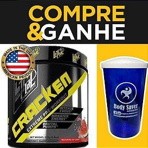 Cracken - (30 doses) - Pré treino - Lethal Supplement