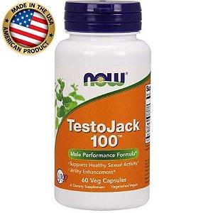 TestoJack - (60 caps) - Now
