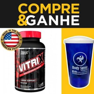 Vitrix Libido Support - (80 caps) - Nutrex