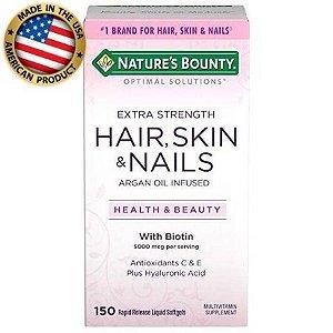 Hair, Skin & Nails - Nature's Bounty