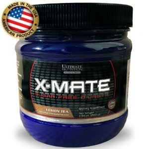 X-Mate - (diurético natural) - (225g) - Ultimate Nutrition