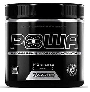 POWA (140g) - Pré-Treino Importado - Xcore Nutrition