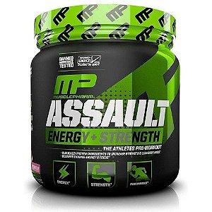 Assault (345g) - Pré Treino Importado - Muscle Pharm