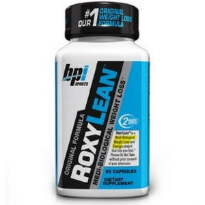 Roxy Lean (40caps) - Termogênico - BPI Sports