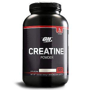 Creatina Micronized Powder - Black Line- Optimum Nutrition