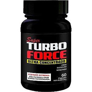 Super Turbo Force Ultra Concentrado - 60 Cápsulas - Intlab