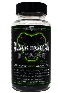 Black Mamba Hyperrush (90 caps) - Innovative Labs