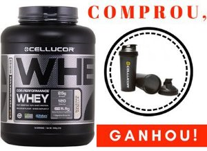 Whey Cor Performance - Cellucor