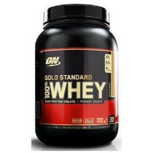 100% Whey Protein Gold Standard - Optimum Nutrition