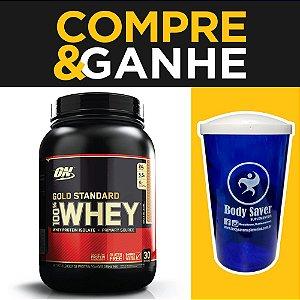 100% Whey Protein Gold Standard - Optimum Nutrition
