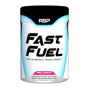Fast Fuel (146,4g) - RSP Nutrition