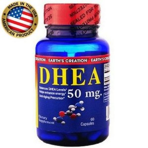 DHEA (60 caps) - Earth's Creation