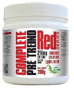 Complete Pré Treino - Red Series