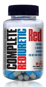 Complete ReDiuretic (80Caps) - Red Series